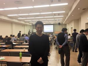 ノンメタルクラスプデンチャー臨床講演会に参加しました