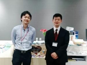 当院の医師2名が第29回ヨシダユーザーミーティングに参加しました