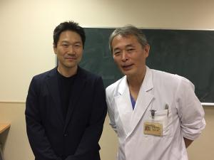東京都医師会卒後研修に院長が参加しました
