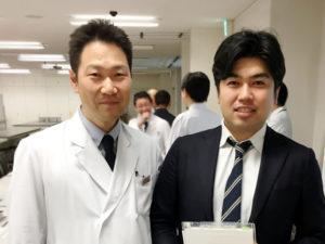 母校東京歯科大学の臨床実習に院長が参加しました
