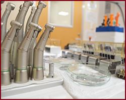 府中市の歯医者 口腔外科専門医 武田歯科の最先端医療機器